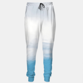 Thumbnail image of Giraffe neck and head against the clear blue sky Sweatpants, Live Heroes