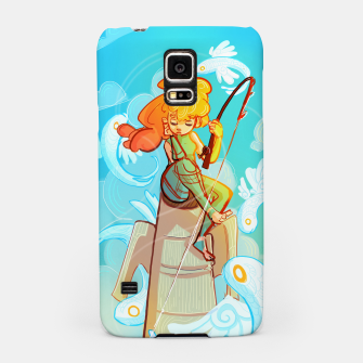 Thumbnail image of Skyfisher Samsung Case, Live Heroes