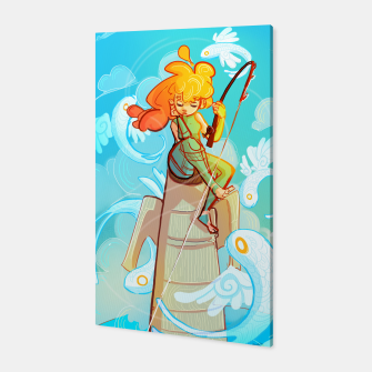 Thumbnail image of Skyfisher Canvas, Live Heroes