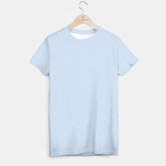 Thumbnail image of Pastel Color - Light Azureish Gray T-Shirt, Live Heroes