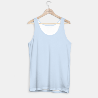 Thumbnail image of Pastel Color - Light Azureish Gray Muskelshirt , Live Heroes