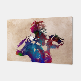 Imagen en miniatura de Baseball player  Canvas, Live Heroes