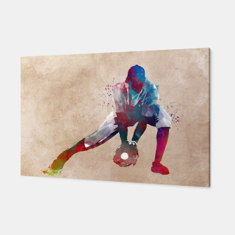 Thumbnail image of baseball player Canvas, Live Heroes