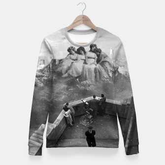 Miniaturka Day Dreaming Fitted Waist Sweater, Live Heroes