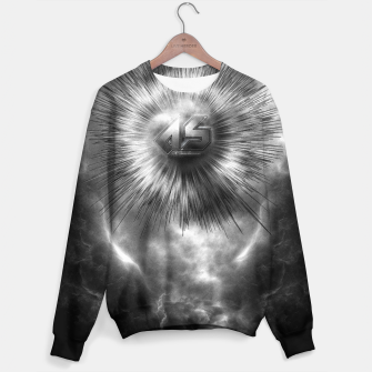 Thumbnail image of A-Synchronous Ethereal Clouds Sweater, Live Heroes