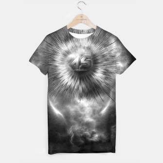 Thumbnail image of A-Synchronous Ethereal Clouds T-shirt, Live Heroes