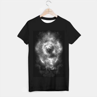 Thumbnail image of A-Synchronous Ethereal Clouds T-shirt regular, Live Heroes