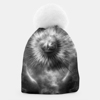 A-Synchronous Ethereal Clouds Beanie thumbnail image
