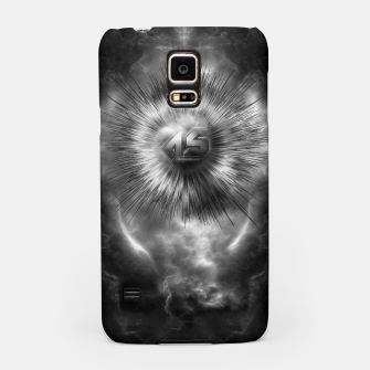 A-Synchronous Ethereal Clouds Samsung Case thumbnail image