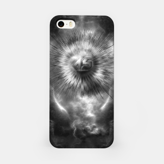 Thumbnail image of A-Synchronous Ethereal Clouds iPhone Case, Live Heroes