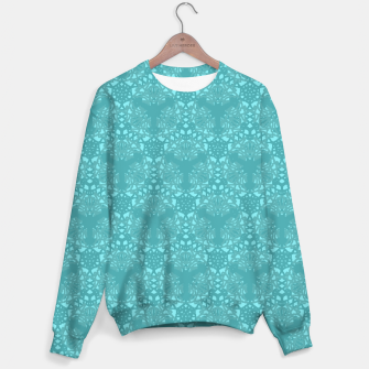 Thumbnail image of Turqouise Sweater 1, Live Heroes