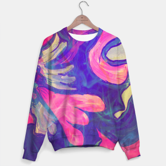 Thumbnail image of underwater plants Sweater, Live Heroes