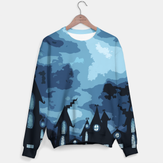 Thumbnail image of Mysterious night Sweater, Live Heroes