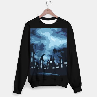 Thumbnail image of Mysterious night Sweater regular, Live Heroes
