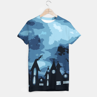 Thumbnail image of Mysterious night T-shirt, Live Heroes