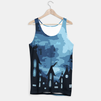 Thumbnail image of Mysterious night Tank Top, Live Heroes