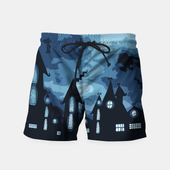 Thumbnail image of Mysterious night Swim Shorts, Live Heroes