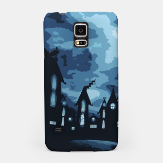 Thumbnail image of Mysterious night Samsung Case, Live Heroes
