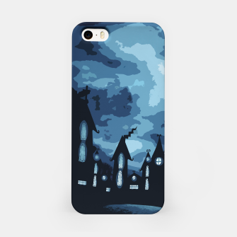 Thumbnail image of Mysterious night iPhone Case, Live Heroes
