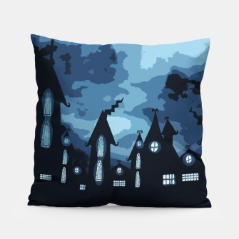 Thumbnail image of Mysterious night Pillow, Live Heroes