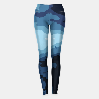Thumbnail image of Mysterious night Leggings, Live Heroes