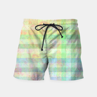 Thumbnail image of color Swim Shorts, Live Heroes