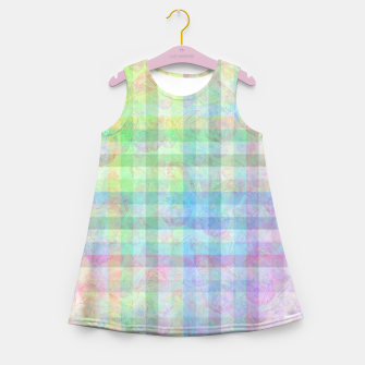 Thumbnail image of color Girl's Summer Dress, Live Heroes