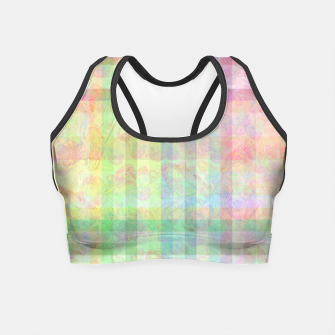 Thumbnail image of color Crop Top, Live Heroes