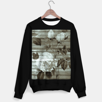 Thumbnail image of Sepia Shabby chic Sweater regular, Live Heroes