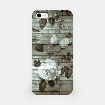 Thumbnail image of Sepia Shabby chic iPhone Case, Live Heroes