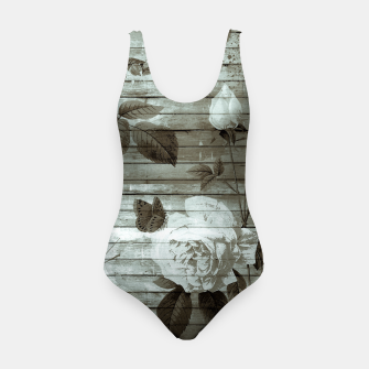 Thumbnail image of Sepia Shabby chic Swimsuit, Live Heroes