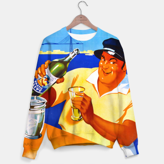 Thumbnail image of Pastis Olive Sweater, Live Heroes