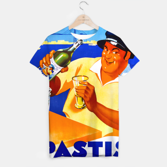 Thumbnail image of Pastis Olive T-shirt, Live Heroes
