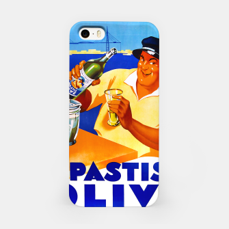 Thumbnail image of Pastis Olive iPhone Case, Live Heroes