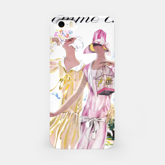 Thumbnail image of la femme chic iPhone Case, Live Heroes