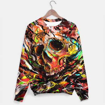 Thumbnail image of Post Mortem Sweater, Live Heroes