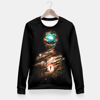 Thumbnail image of Transcend Fitted Waist Sweater, Live Heroes