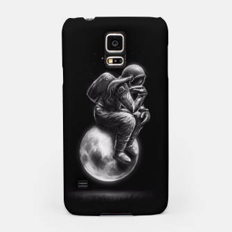 Thumbnail image of Space Thinker Samsung Case, Live Heroes