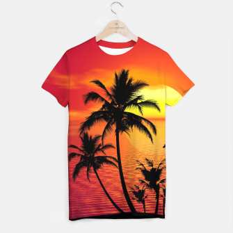 Thumbnail image of Let's Get Tropico - T-Shirt, Live Heroes
