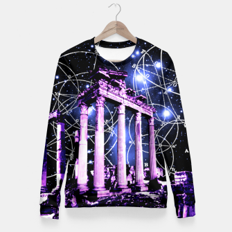 Thumbnail image of Astronomy Fitted Waist Sweater, Live Heroes