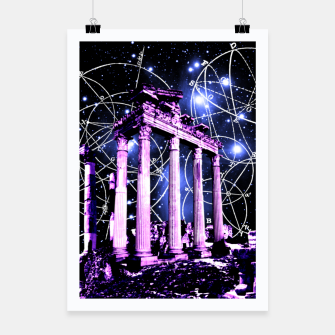 Thumbnail image of Astronomy Poster, Live Heroes