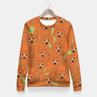 Thumbnail image of Fox Cubs Fitted Waist Sweater, Live Heroes