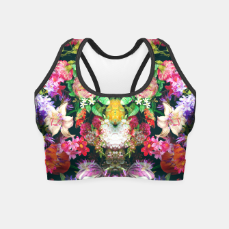 Thumbnail image of Enchanted Garden Crop Top, Live Heroes