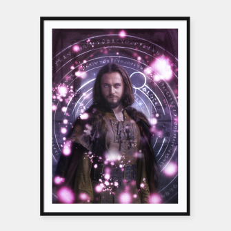 Thumbnail image of Athelstan Framed poster, Live Heroes