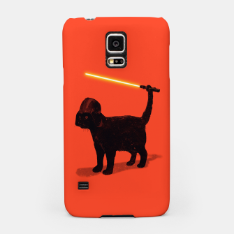 Thumbnail image of Cat Vader Samsung Case, Live Heroes