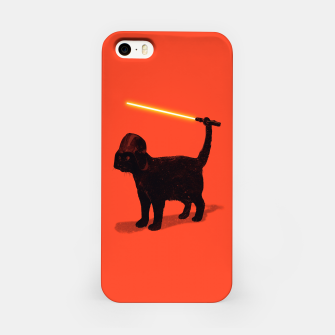 Cat Vader iPhone Case miniature