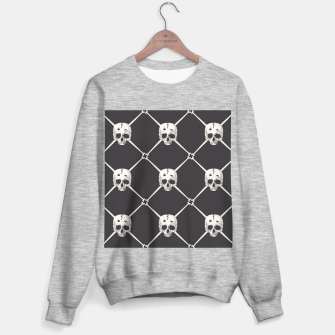 Thumbnail image of Skull pattern Sweater regular, Live Heroes