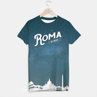 Thumbnail image of Roma by Night2 T-shirt, Live Heroes