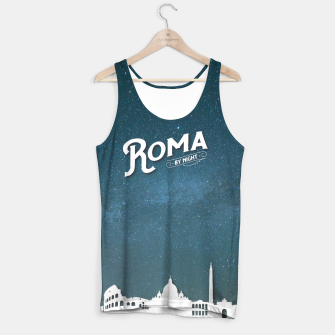 Thumbnail image of Roma by Night2 Tank Top, Live Heroes