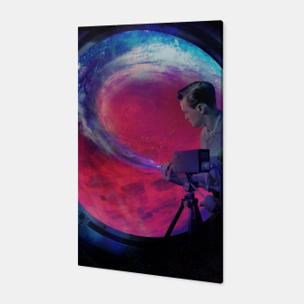 Thumbnail image of Cosmic Farmer Canvas, Live Heroes